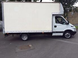 Iveco daily Luton truck 2006 twin wheel 13ft box great truck