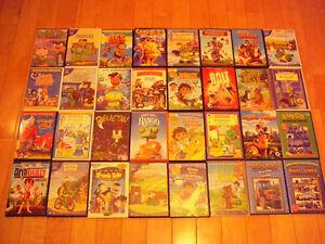 DVD enfant, comédie, action, science-fiction