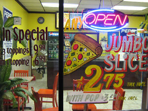 Pizza Store (Pizzeria) for sale in Kitchener