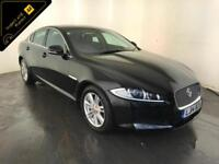 2014 JAGUAR XF PREMIUM LUXURY DIESEL AUTO 1 OWNER SERVICE HISTORY FINANCE PX