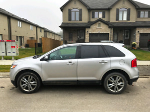2013 Ford Edge SEL- NO ACCIDENTS - NAV- LEATHER - PANORAMIC ROOF