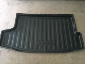 Boot Liner for a Nissan Juke