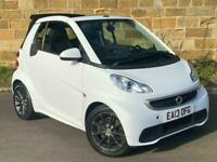 2013 smart fortwo PASSION MHD Auto Convertible Petrol Automatic