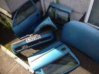 Vauxhall corsa parts