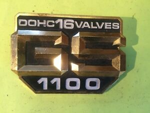 Suzuki GS1100 Sidecover Badge