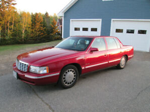 Cadillac deville 1998 a vendre