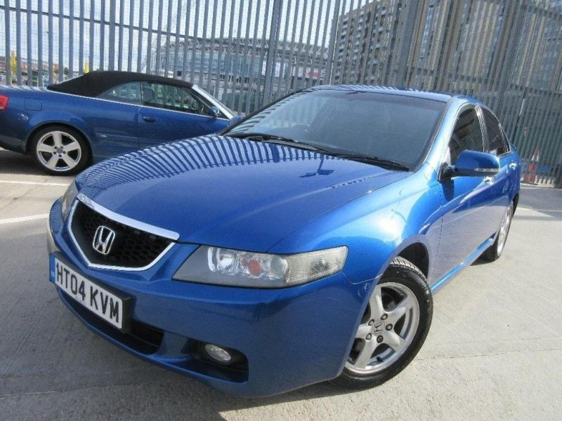 2004 honda accord 2 0 i vtec sport 4dr in wembley london gumtree. Black Bedroom Furniture Sets. Home Design Ideas