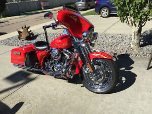 For Sale 07Harley D Road King CVO ONE OF A KIND