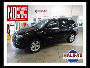 2016 Jeep COMPASS High Altitude FULLY LOADED!!!!!!   LOW LOW KM!