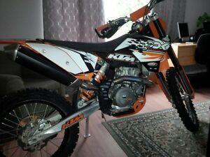 like new sxf 450