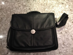Dell laptop bag (leather)