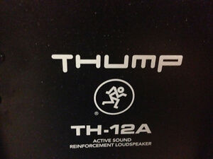 Mackie Thump 12A Powered Loudspeaker - Great Sound! Kingston Kingston Area image 3