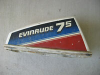 PARTS FOR 7.5/8HP EVIN/JOHN OUTBOARDS FROM THE EARLY TO MID1980