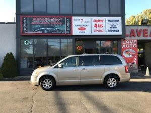 Chrysler Town - Country Touring-3.8L-TAILGATE ET PORTES ARRIERE