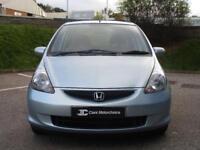 2008 Honda Jazz 1.4 i-DSI SE CVT-7 5dr Petrol blue CVT