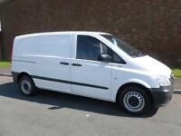 2012 Mercedes-Benz VITO 116 CDI Compact Van *160 bhp* Manual Medium Van
