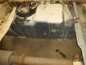 2008 ford f350 diesel tank and fuel gauge