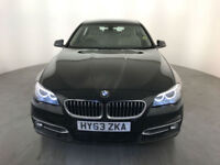2013 63 BMW 520D LUXURY AUTO DIESEL 1 OWNER BMW SERVICE HISTORY FINANCE PX