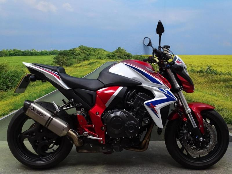 Honda CB1000 R ABS 2014 **Akrapovic Exhaust Low mileage** | in Stoke ...
