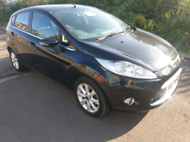 ford fiesta zetec 1.2 2009 * low milage ownly 70k* exellent condition