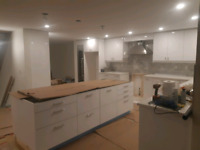 Hiring experienced carpenters as well as skilled labour
