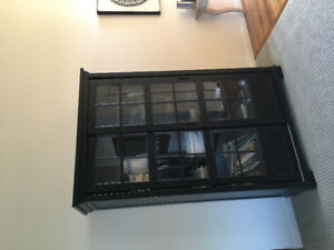 Bookcase/display caae