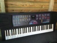 Casio electric piano