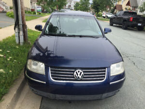 2004 Passat TDI Low Mileage $3300