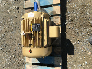 20hp brand new 3 phase motor never used