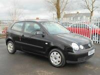 2004 Volkswagen Polo 1.4 SE 3dr