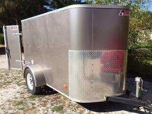 Enclosed Cargo Trailer 5' x 10' (NEW PRICE)