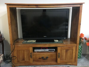 Move Out Sale - TV Stand, Patio Table, Couch Chairs