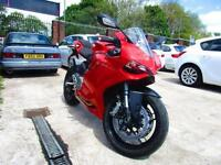 DUCATI 899 PANIGALE STUNNING CONDITION FDSH 1 YEAR DUCATI WARRANTY REMAINING