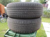 p225/55/19 inch all season tires GOOD DEAL / GOOD TREAD