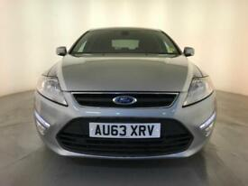 2013 FORD MONDEO ZETEC BUSINESS EDITION TDCI SAT NAT 1 OWNER SERVICE HISTORY