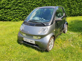 2003 Smart Fortwo Pulse - A/C- 1 year MOT- Service