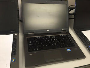 "HP INTEL CORE I5 14"" LED LAPTOP"