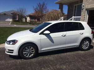 2015 Volkswagen Golf Trendline Hatchback