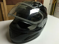 Kids Full-Face Snowmobile Helmet