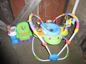 Baby Einstein Neighborhood Friends Activity Jumper SpecialEditi