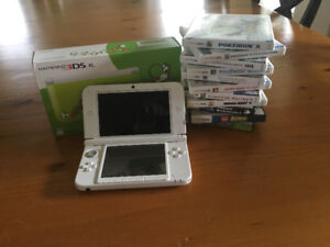 Limited Edition Nintendo 3DS XL (Yoshi Green)