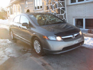 2008 Honda Civic Berline