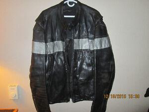 """""""Screaming Eagle"""" bike jacket"""