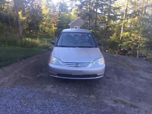 2001 Honda Civic Berline