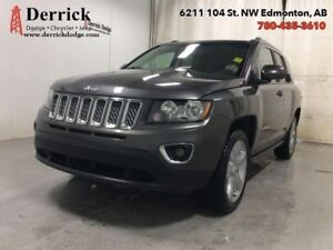 2015 Jeep Compass   Used 4WD High Altitude Pkg Exp Sunroof