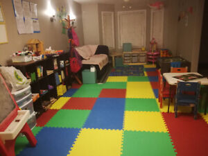Sunflowers home daycare (approved by YWCA)