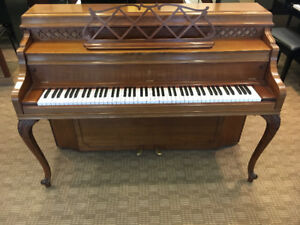 Used Steinway Model 100 Upright Piano