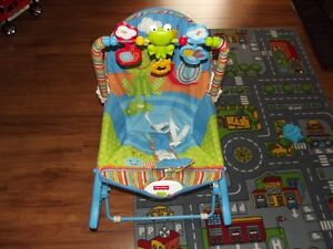Baby chair rocker