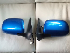 BlueTacoma Electric folding side view mirrors(2005-2012)