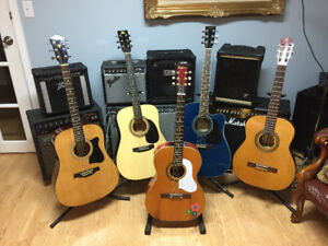 5 acoustics priced right to move!